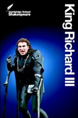 King Richard III (Cambridge School Shakespeare Series)