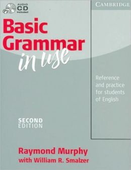 Basic Grammar in Use Without answers, with Audio CD: Reference and Practice for Students of English