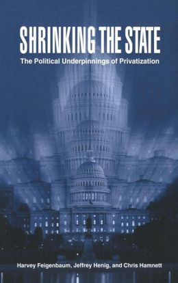 Shrinking the State: The Political Underpinnings of Privatization