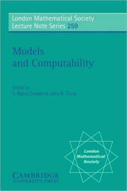 Models and Computability