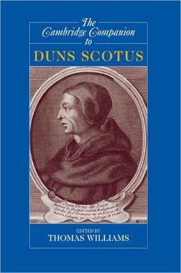 The Cambridge Companion to Duns Scotus
