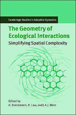 The Geometry of Ecological Interactions: Simplifying Spatial Complexity