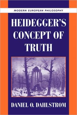 Heidegger's Concept of Truth