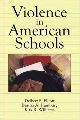 Violence in American Schools: A New Perspective