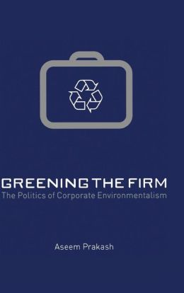 Greening the Firm: The Politics of Corporate Environmentalism