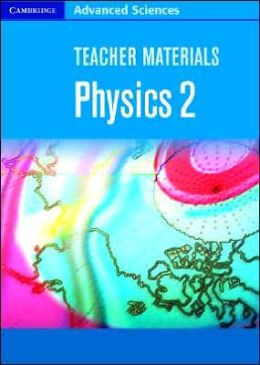 Teacher Materials Physics 2 CD ROM
