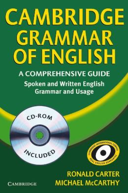 Cambridge Grammar of English Paperback with CD ROM: A Comprehensive Guide