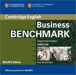 Business Benchmark Upper Intermediate Audio CD BULATS Edition