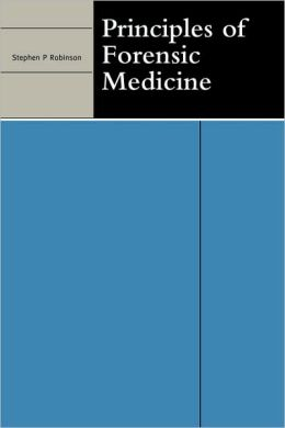 Principles of Forensic Medicine
