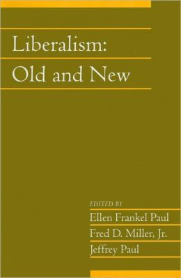 Liberalism: Old and New: Volume 24, Part 1