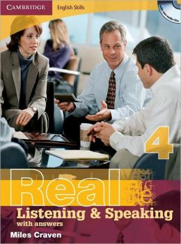 Cambridge English Skills Real Listening and Speaking 4 with Answers and Audio CD