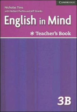 English in Mind Level 3B Combo Teacher's Book