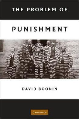 The Problem of Punishment