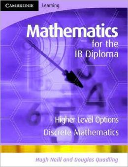 Mathematics for the IB Diploma Higher Level: Discrete Mathematics