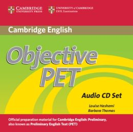 Objective PET Audio CDs (3)
