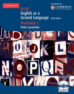 Cambridge IGCSE English as a Second Language: Workbook 2 with Audio CD