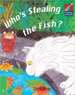 Who's Stealing the Fish? ELT Edition