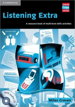 Listening Extra Book and Audio CD Pack: A Resource Book of Multi-Level Skills Activities