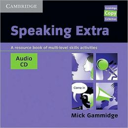 Speaking Extra Audio CD: A Resource Book of Multi-level Skills Activities