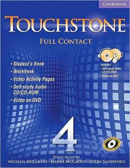 Touchstone Level 4 Full Contact (with NTSC DVD)