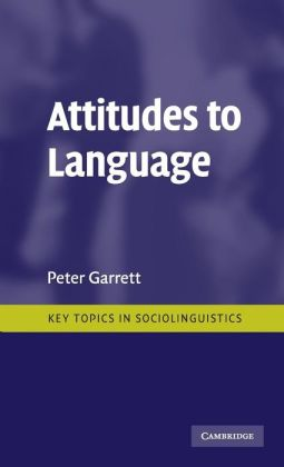 Attitudes to Language