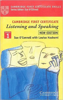 Cambridge First Certificate Listening and Speaking Cassettes (2)