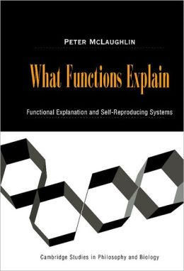 What Functions Explain: Functional Explanation and Self-Reproducing Systems