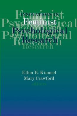 Innovations in Feminist Psychological Research