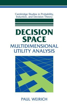 Decision Space: Multidimensional Utility Analysis