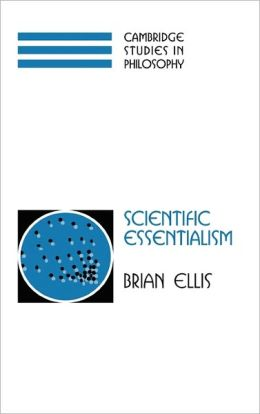 Scientific Essentialism