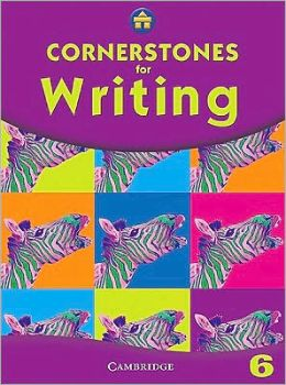 Cornerstones for Writing Year 6 Pupil's Book