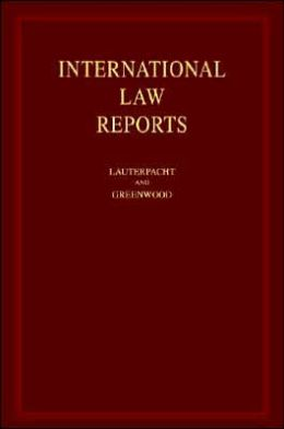 International Law Reports: Consolidated Table of Treaties, Volumes 1-125