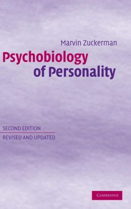 Psychobiology of Personality