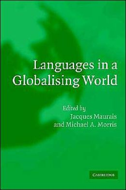 Languages in a Globalising World ( Hardcover ) Maurais, Jacques published