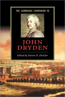 The Cambridge Companion to John Dryden