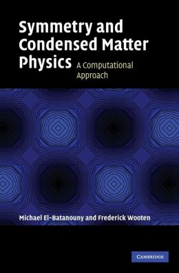 Symmetry and Condensed Matter Physics: A Computational Approach