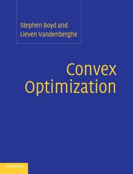 Convex Optimization