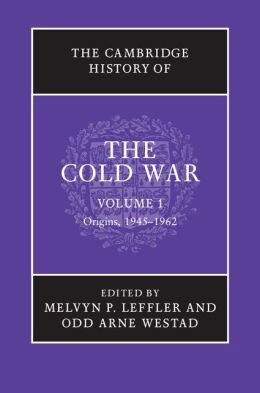 The Cambridge History of the Cold War (3 Volume Hardback Set)