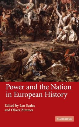 Power and the Nation in European History