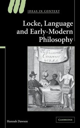 Locke, Language and Early-Modern Philosophy