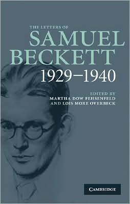 The Letters of Samuel Beckett, Volume 1: 1929-1940