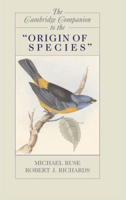 The Cambridge Companion to the 'Origin of Species'