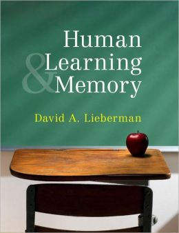 Human Learning and Memory