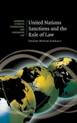 United Nations Sanctions and the Rule of Law
