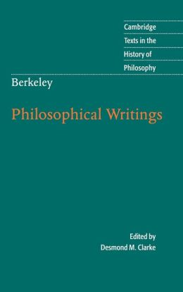 Berkeley: Philosophical Writings