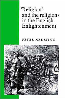 'Religion' and the Religions in the English Enlightenment
