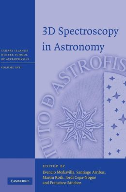 3D Spectroscopy in Astronomy