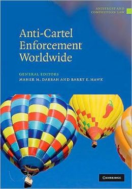 Anti-Cartel Enforcement Worldwide 3 Volume Set