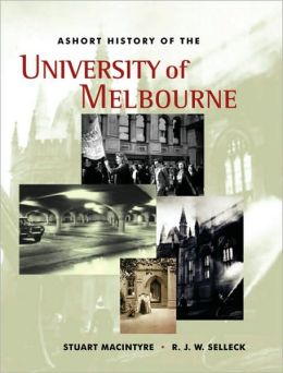 Short History of the University of Melbourne