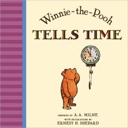 Winnie-the-Pooh Tells Time